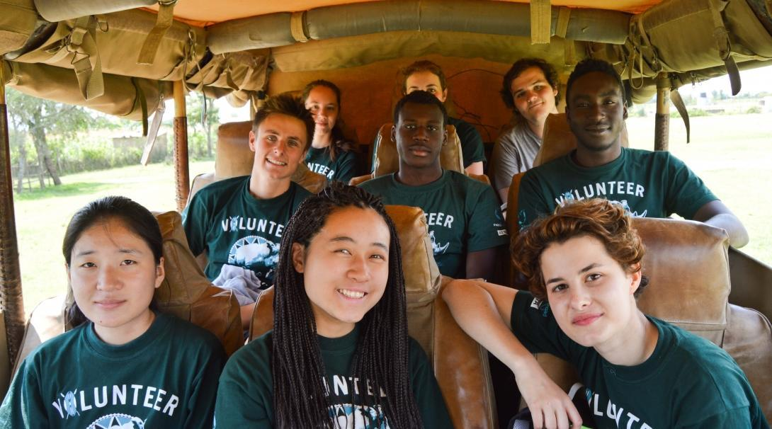 Combined Trips Volunteer around the World Projects Abroad